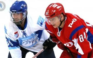 НХЛ - КБ Ледяные Волки vs Ночной Экспресс