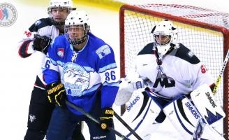 НХЛ - Ледяные Волки vs MD