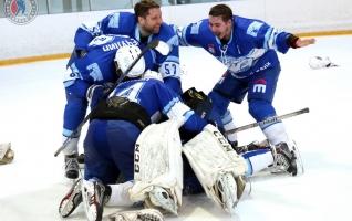 Финал Ледяные Волки Восточный vs Премьер