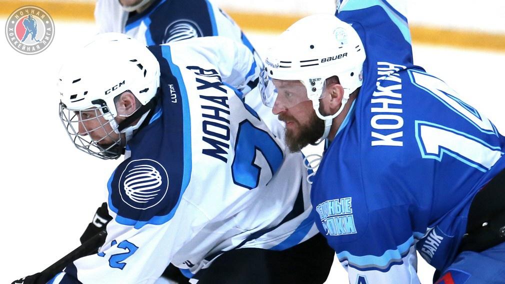 Обзор 1/2 playoff «Ледяные Волки Восточный» vs Газпромбанк